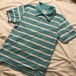 Tops - Boys collard t shirt